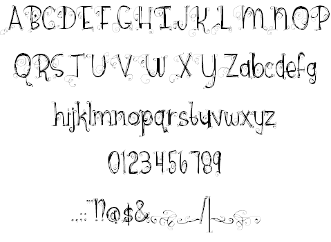 Hazel Grace Windows Font Free For Personal