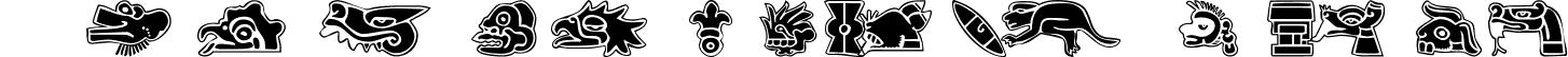 101! Aztec SymbolZ