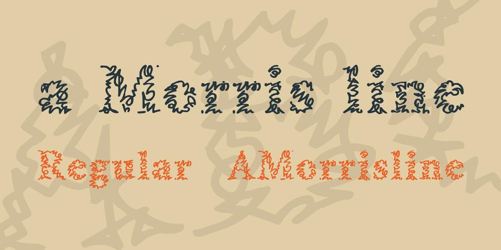 a Morris line