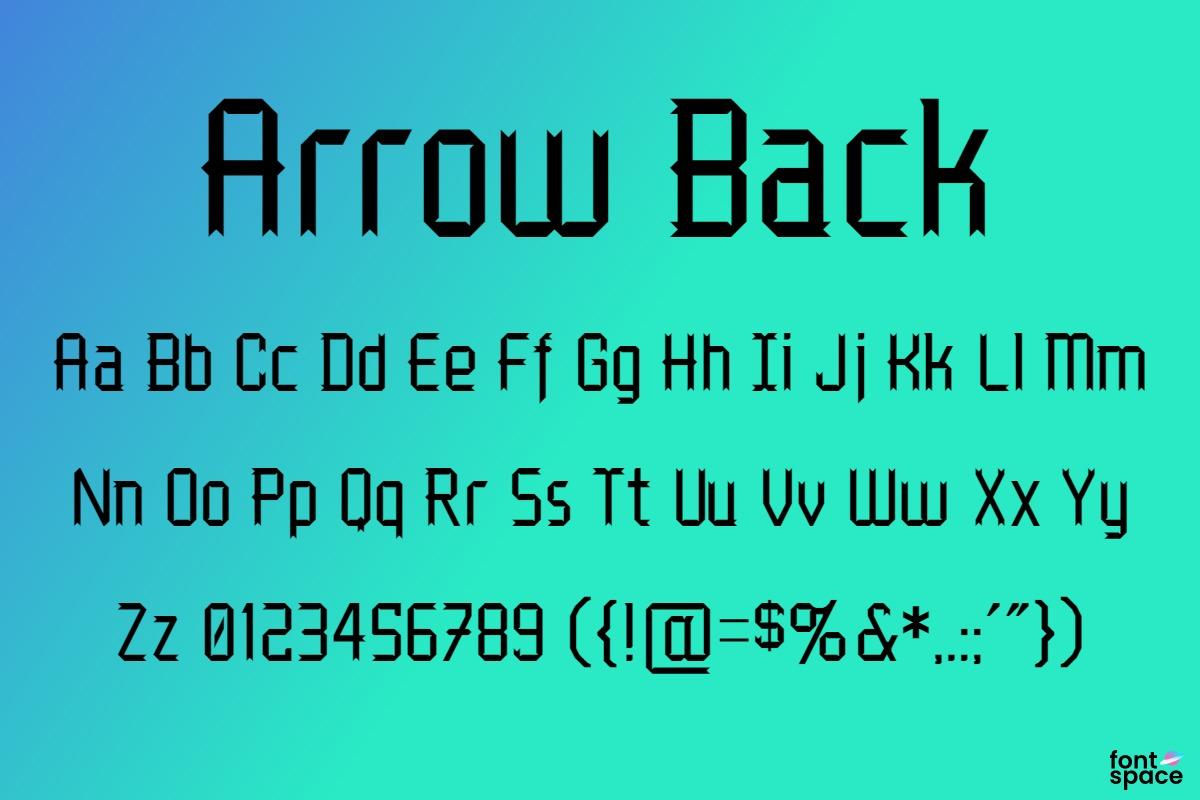 ArrowBack