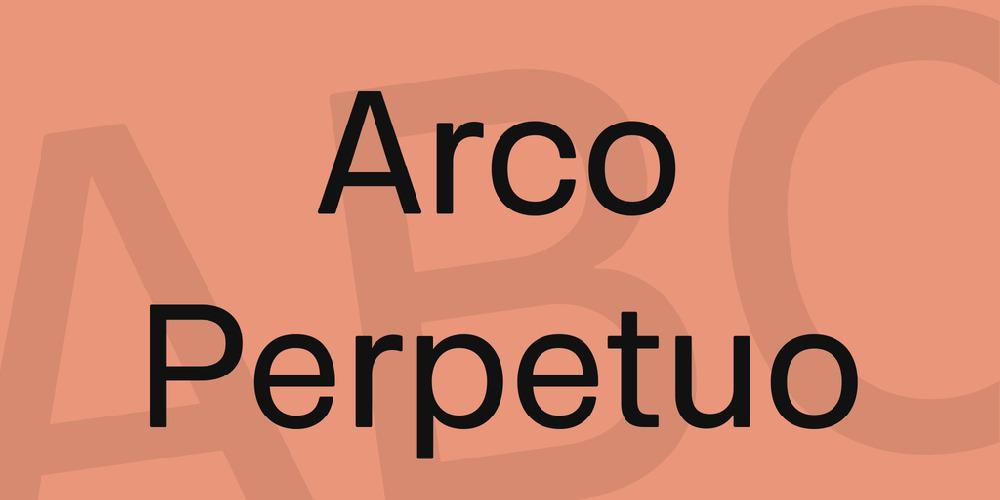 Arco Perpetuo