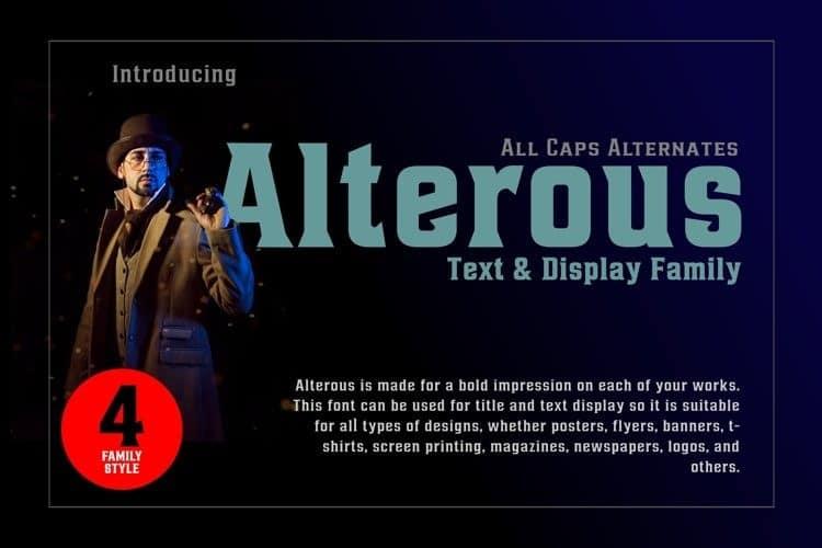AlterousDisplay