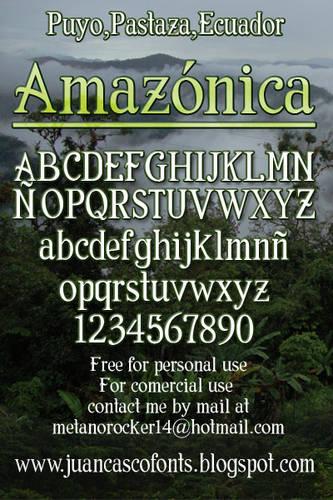 Amazónica