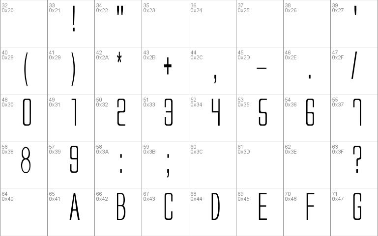 alien league font download mac