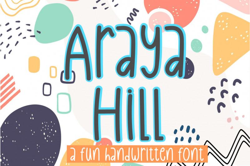 Araya Hill