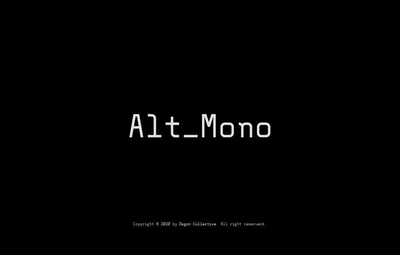 Alt_Mono