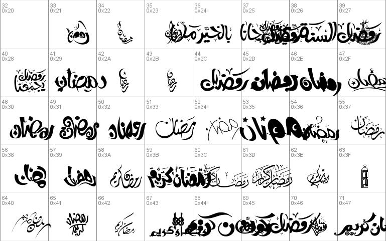 AraSym Ramadan 2