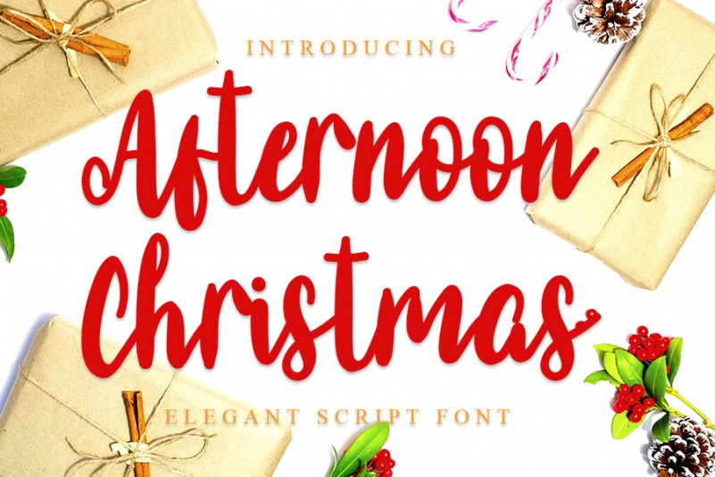 Afternoon Christmas