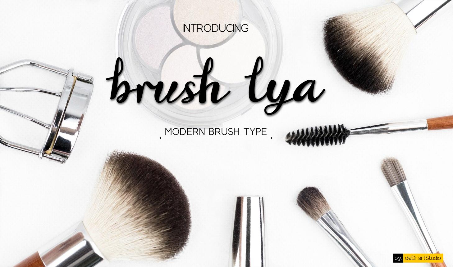 Brush Lya
