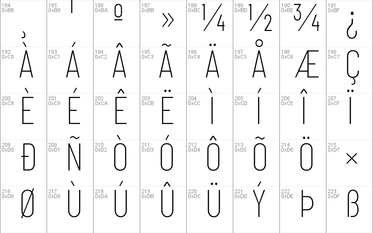 Barlow Condensed Windows font - free for Personal | Commercial