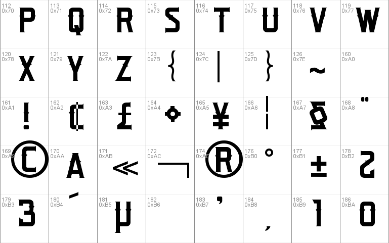 Bonzer - San Francisco font - free for Personal | Commercial