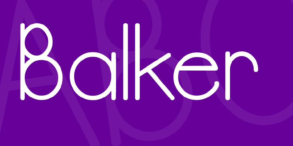 Balker