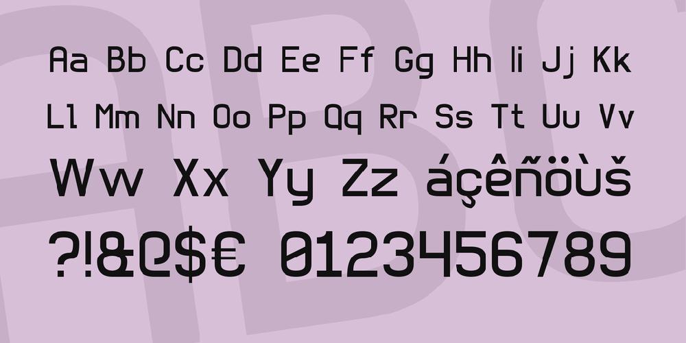 Basic Sans Serif 7