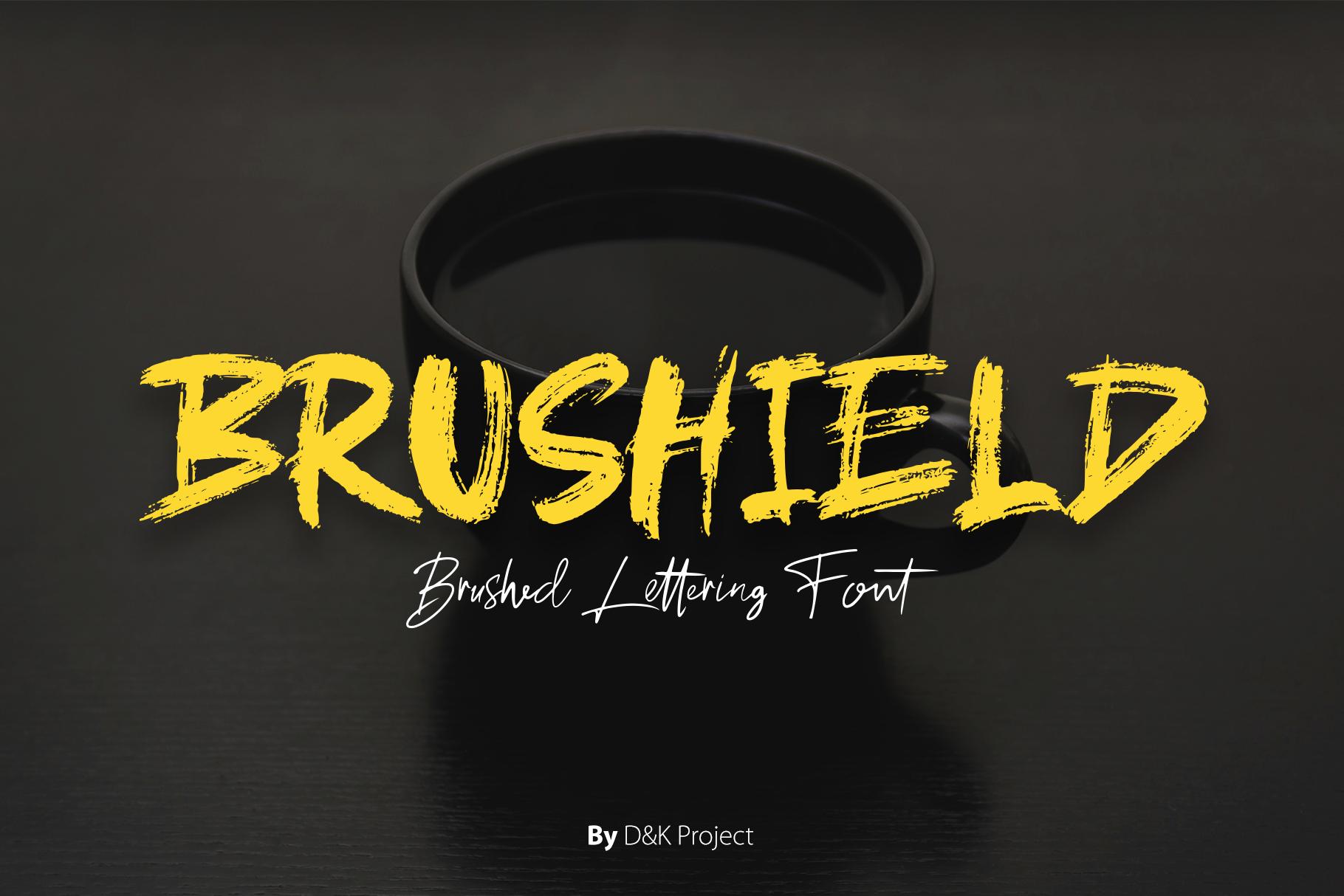 brushield
