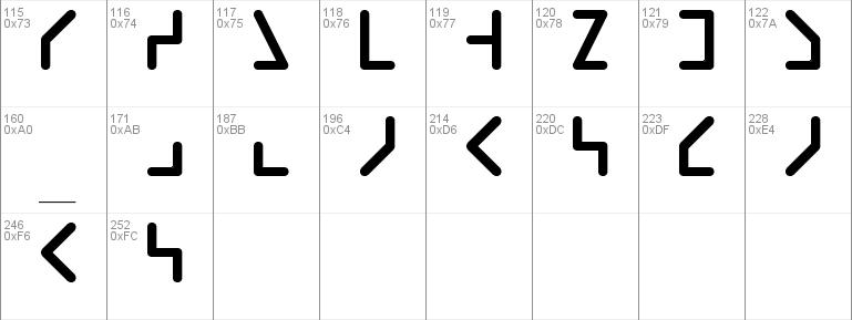 Braille-line