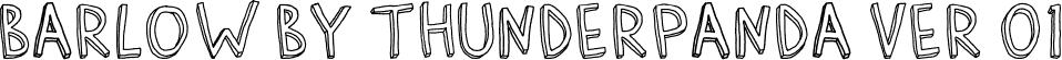 Barlow by Thunderpanda ver 01