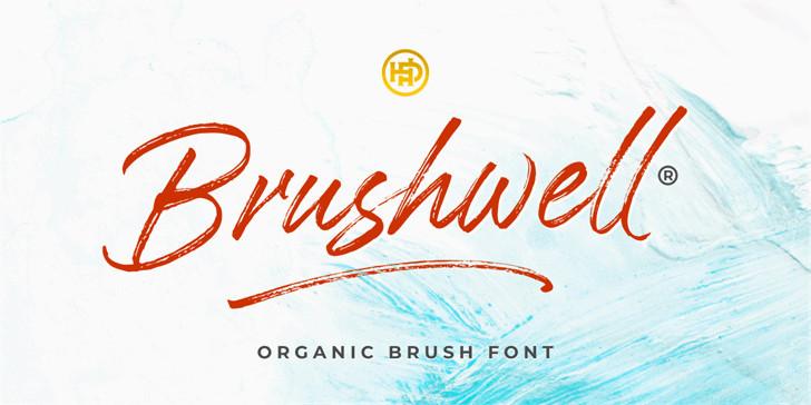 Brush well