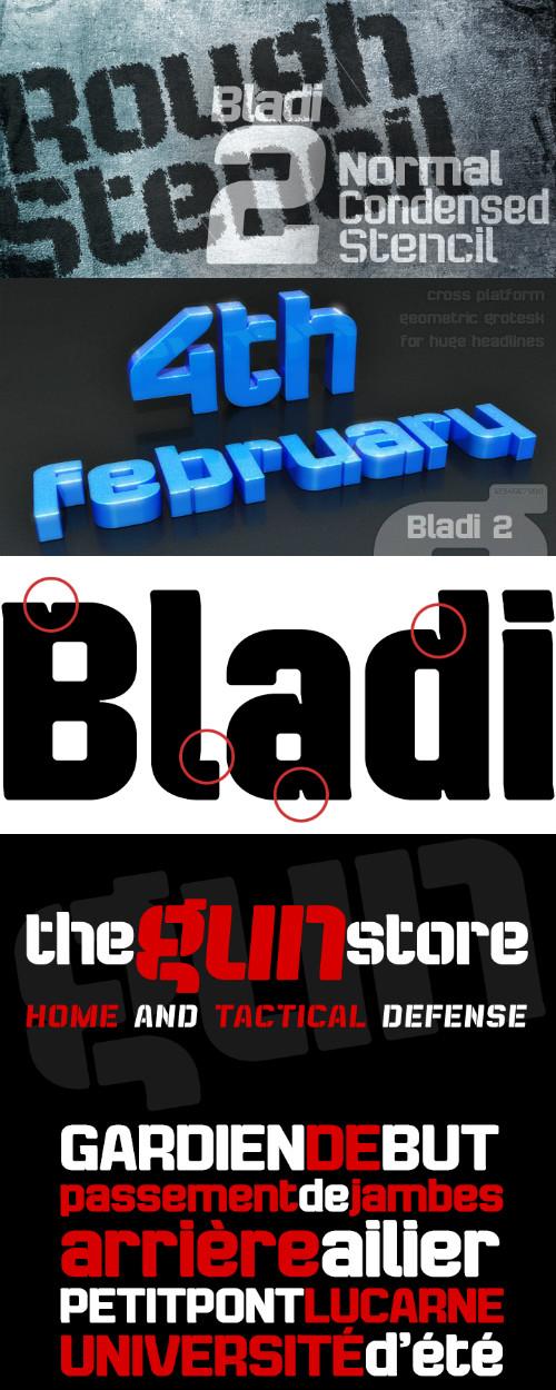 BladiTwo4F-Bold