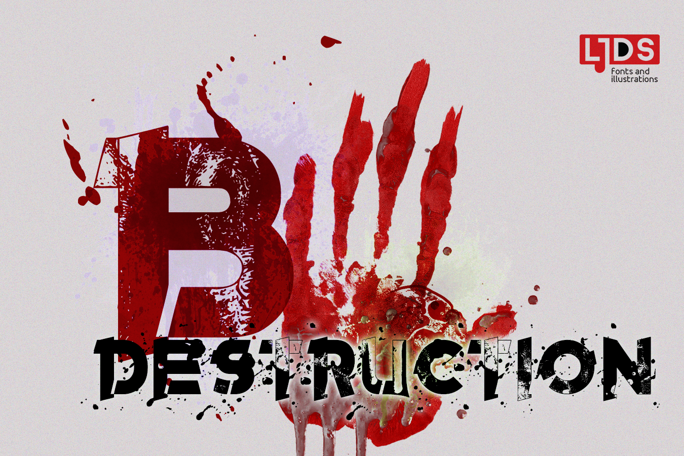 B Destruction DEMO