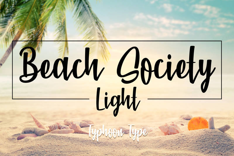 Beach Society Light