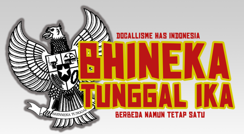 Bhineka Tunggal Ika Font Free For Personal Commercial