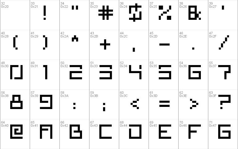 Checker_MC Designs 1996