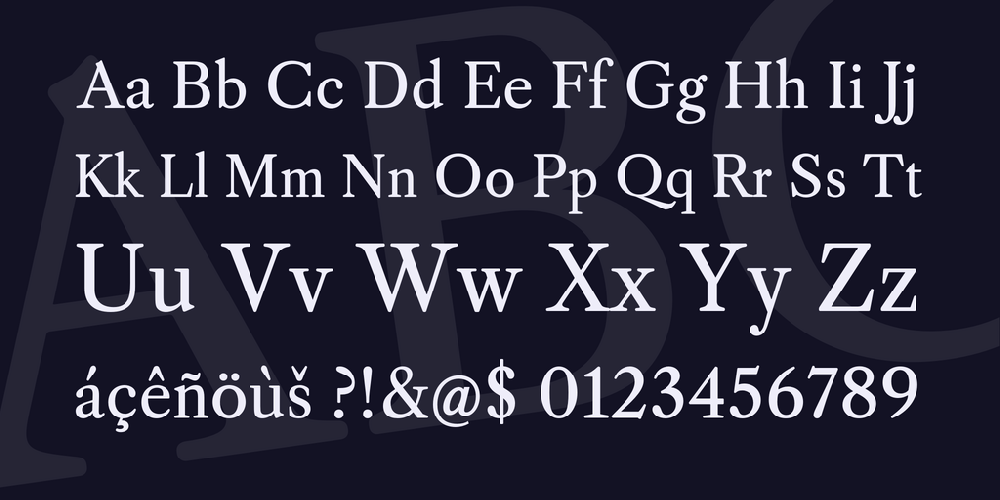 Caslon OS Windows font - free for Personal | Commercial
