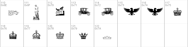 Cornucopia of Dingbats Four
