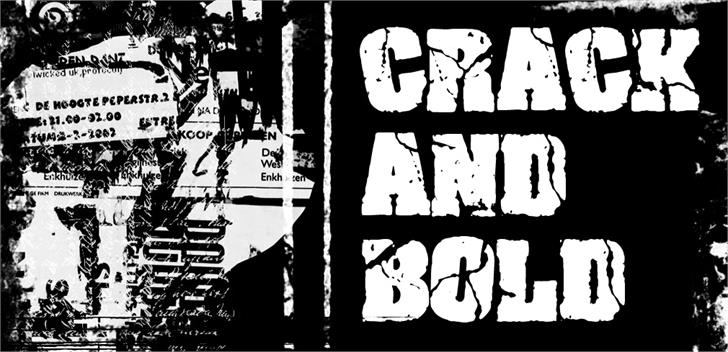 Crack And Bold