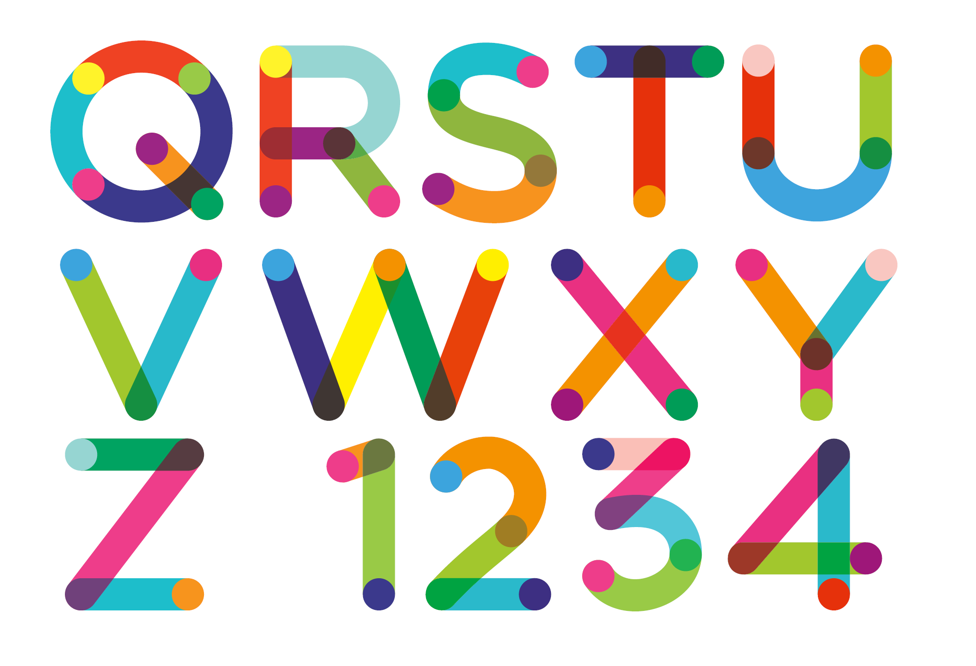 ColorTube font - free for Personal | Commercial