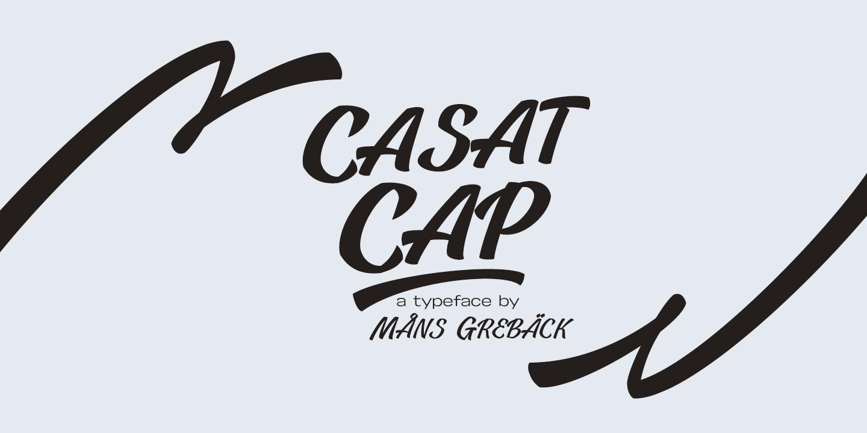 Casat Cap Fat PERSONAL USE