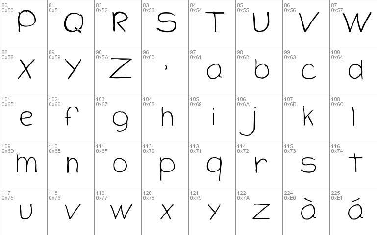 Cloutier Script