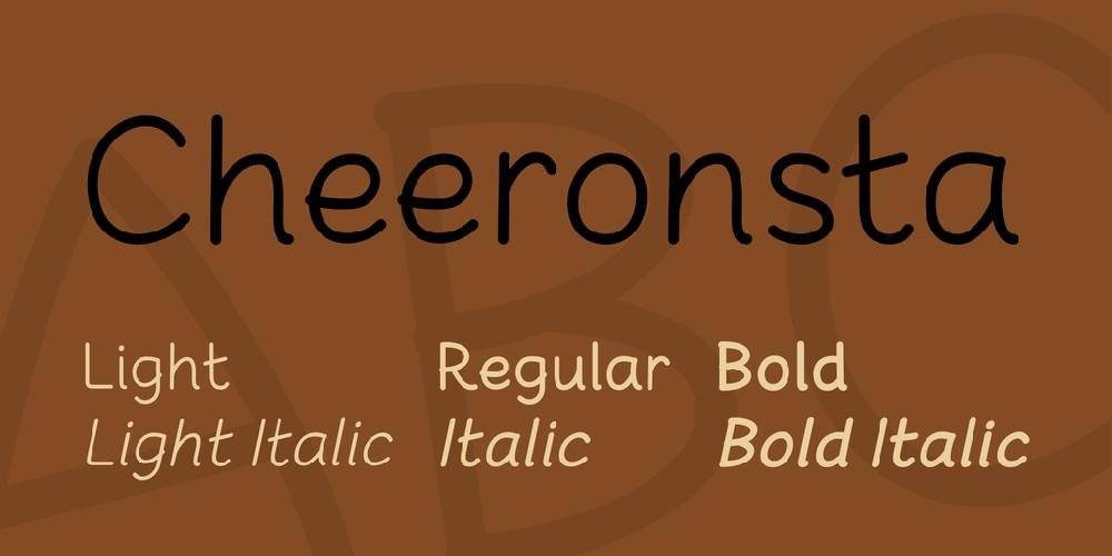 Cheeronsta