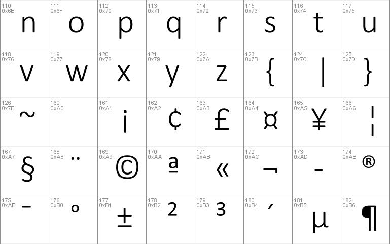 calibri cyrillic font free download