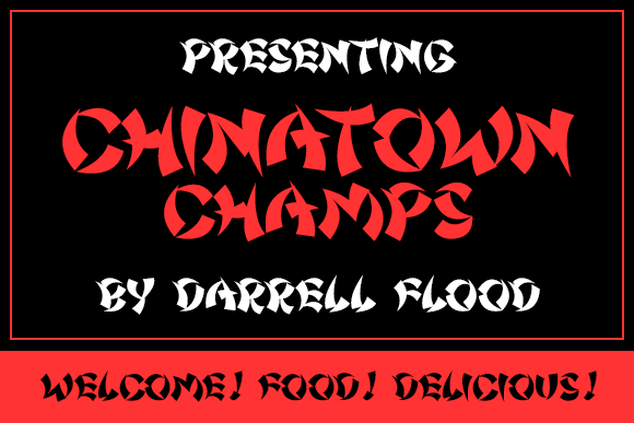 Chinatown Champs horror