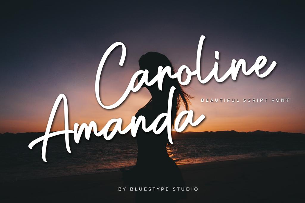 Caroline Amanda