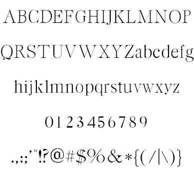 Caslon Windows font - free for Personal | Commercial