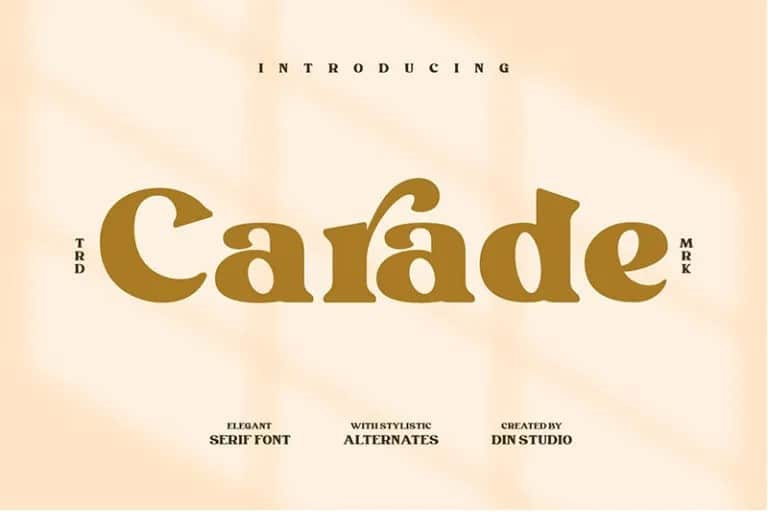 Carade Personal Use