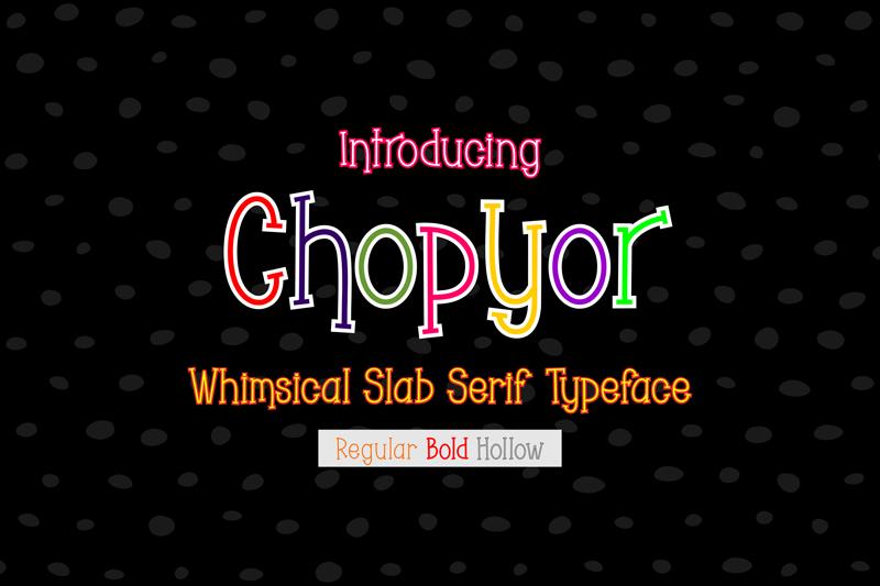 Chopyor