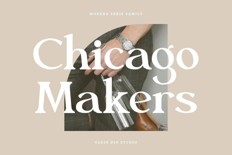 Chicago Makers ExtBd