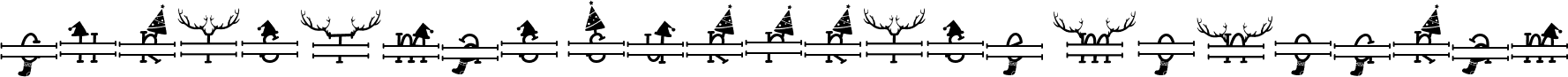Christmas Surprise Monogram