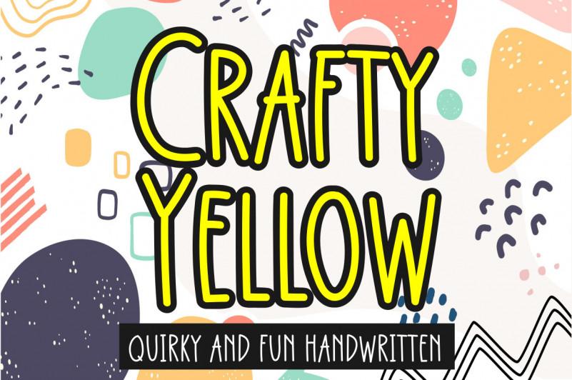 Crafty Yellow