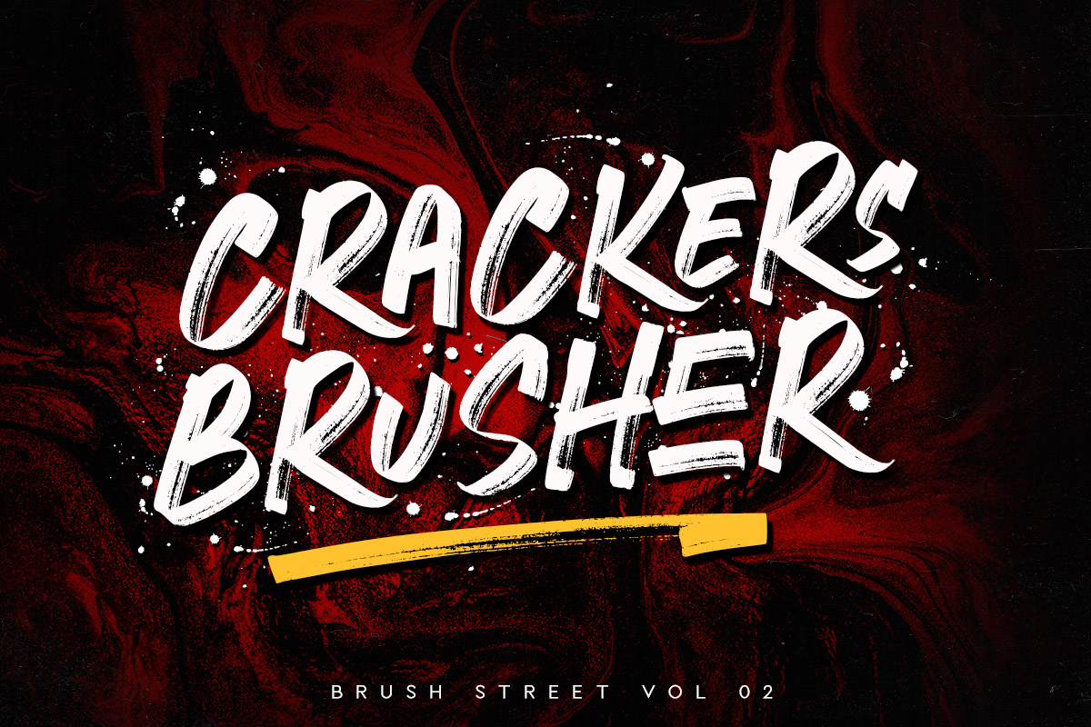 CRACKERS BRUSHER cool