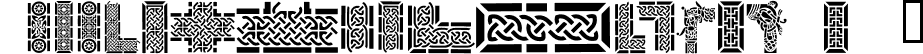 Celtic Designs I