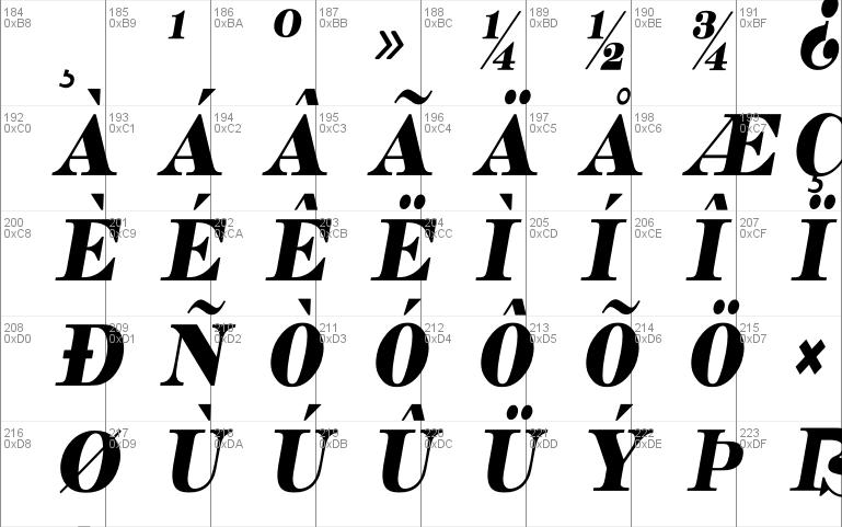 CopperheadCondensed-Italic