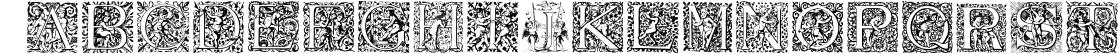 Cherubic Initials