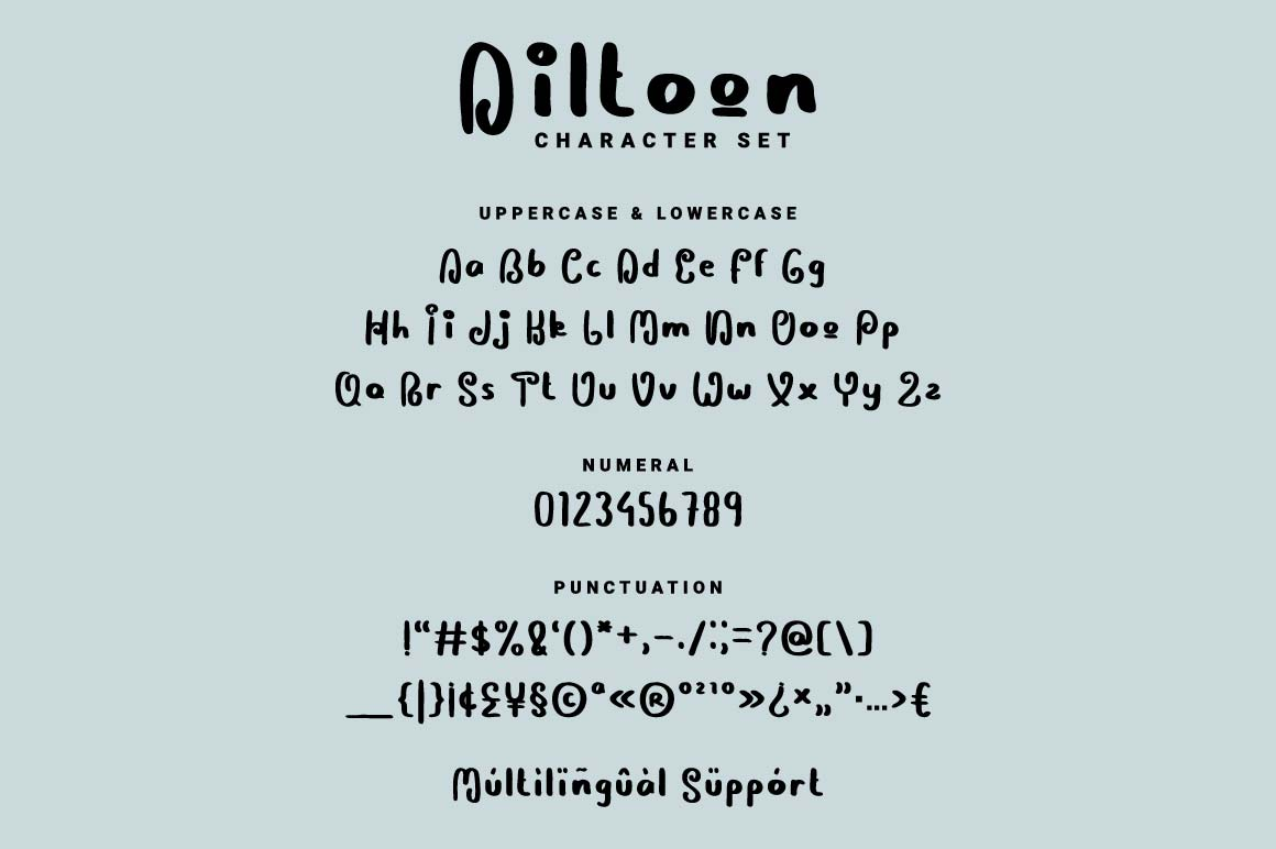 Diltoon