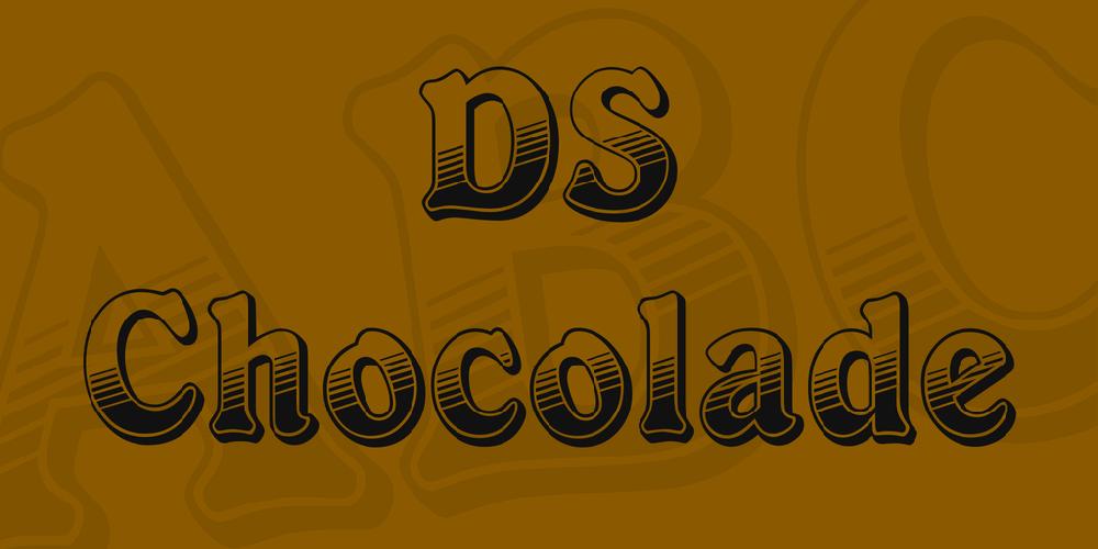DS Chocolade