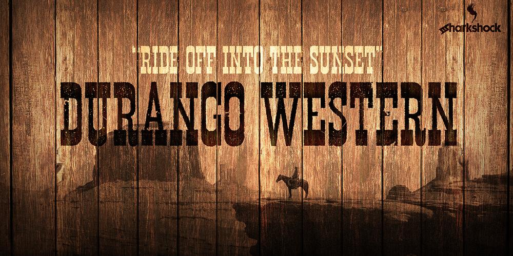 Durango Western Eroded