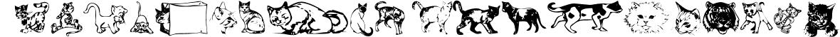 Dingbat Cats 2